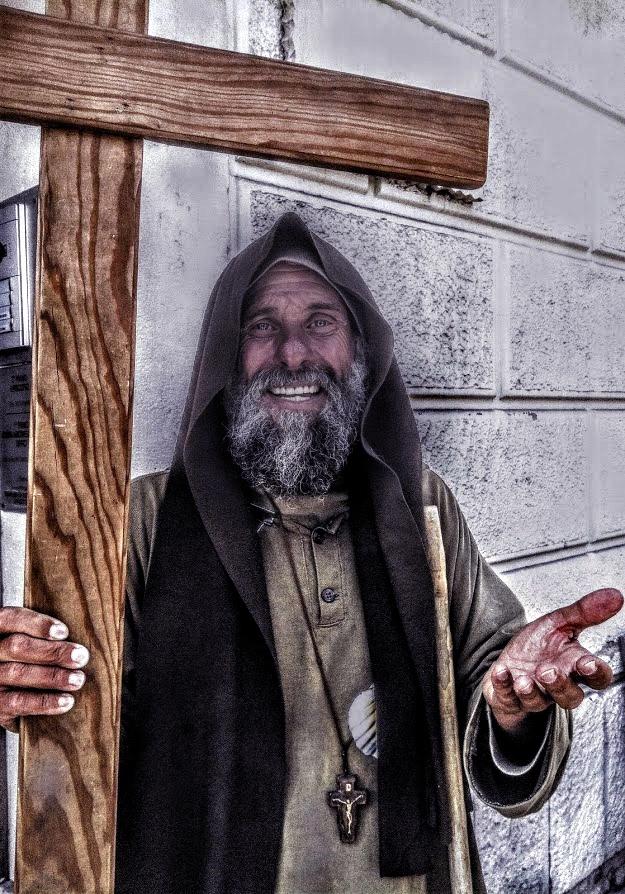 Biagio Conte verso la speranza  di MonAnd ph