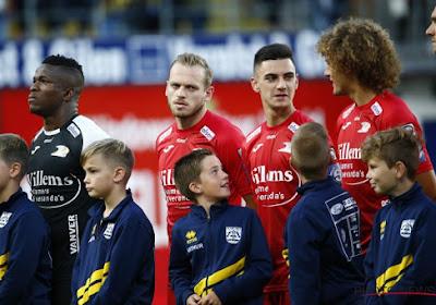 Laurens De Bock (KV Oostende) speelde in een alternatieve realiteit nog altijd voor Club Brugge