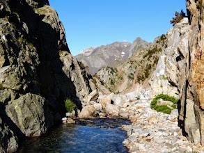 Photo: Lacs d'Arriel, scendendo verso il Respomuso.