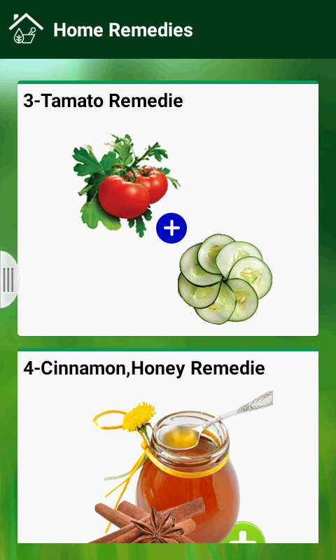 51 HOME Remedies- screenshot