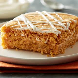 Pumpkin Pudding Dump Cake.