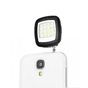 Blit telefon cu 16 LED si 3 trepte luminozitate