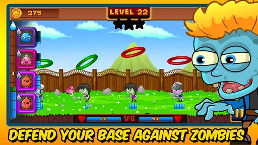 Zombies vs Basketball: A Survival Game screenshot 13
