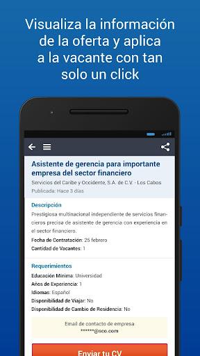 CompuTrabajo Ofertas de Empleo  screenshots 5