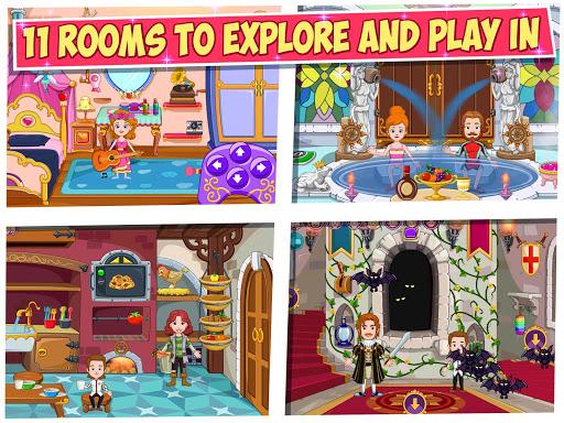 My Little Princess : Castle Playhouse pretend play  screenshots 9
