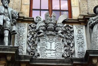 Photo: Herb Piastów Śląskich