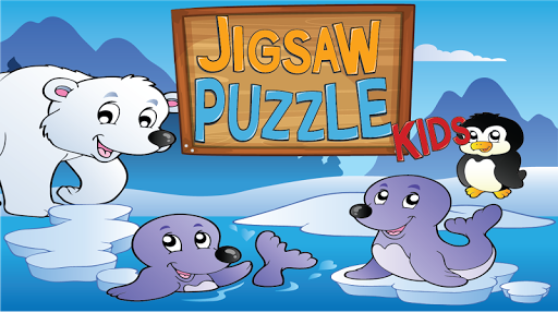 Wild animal puzzle :Hunter Kid