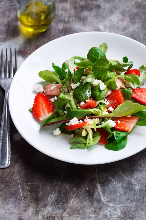 10 Best Strawberry Lettuce Salad Recipes