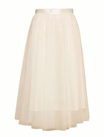 Flawless Skirt, cream