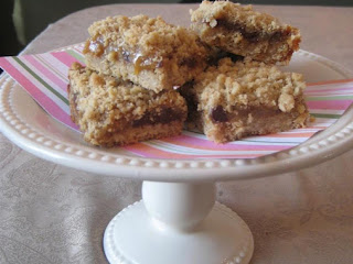 Oatmeal Carmelitas Recipe
