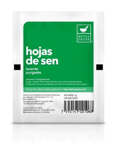 Sen Hojas 5g Fine Chemicals