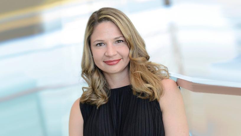 Naomi Snyman, blockchain lead at Standard Bank Group.