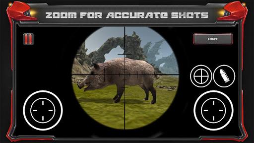 Wild Hunt - Pig Sniper Shooting screenshot 3