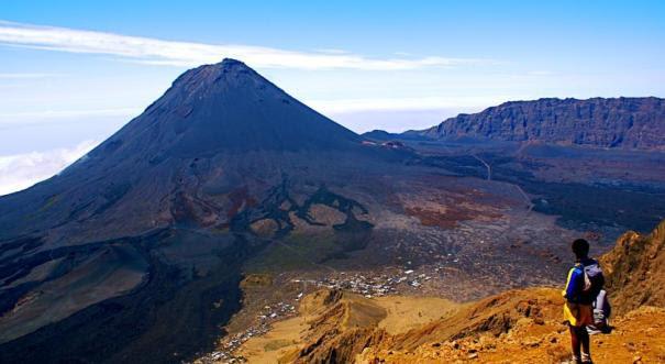 Vulcão Ilha do Fogo