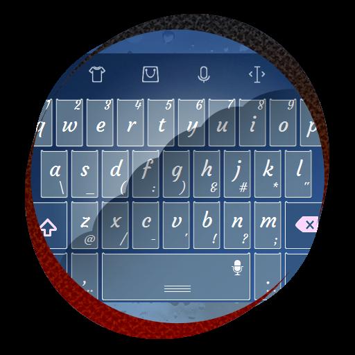 イレジスティブルブルー TouchPal 個人化 App LOGO-硬是要APP
