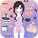 Vlinder Princess - Dress Up Games, Avatar Fairy icon