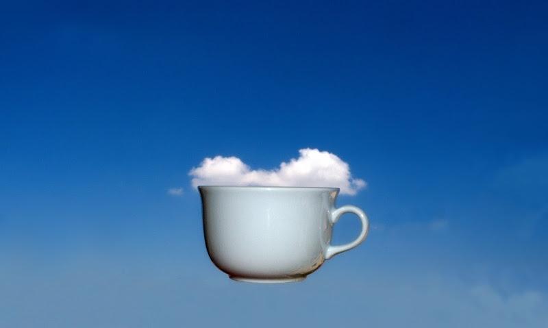 Una tazza di soffice leggerezza di gaspare_aita