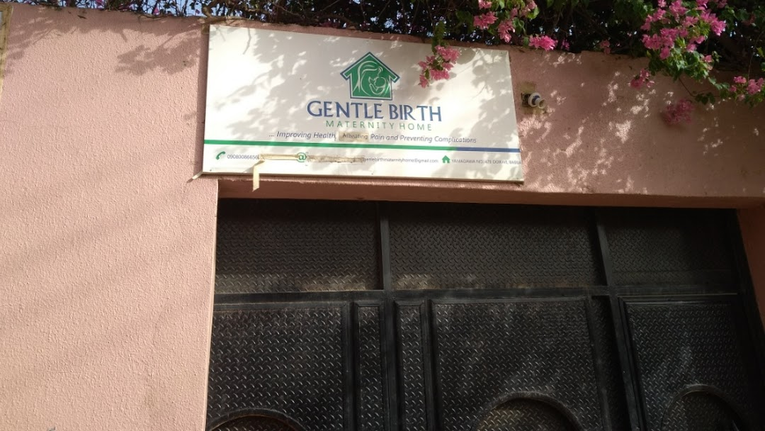 Gentle Birth maternity home - Hospital in Kano
