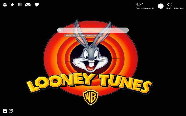 Bugs Bunny Cartoon Wallpaper & Looney Tunes