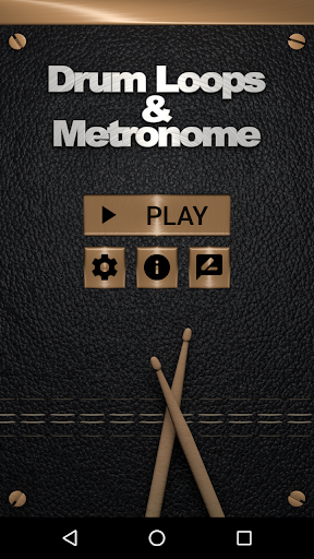 Drum Loops & Metronome Free Outro and Tap BPM screenshots 1