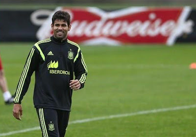 """Diego Costa: """"Ma nouvelle vie commence maintenant"""""""