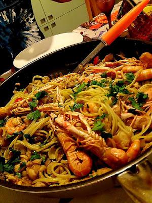 Spaghetti allo scoglio di Andrea F