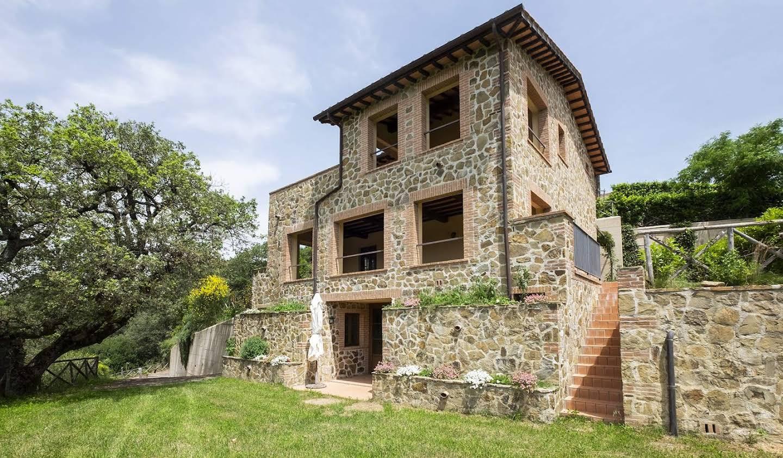 Villa avec jardin et terrasse Scansano