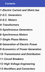 Electrical Engineering MCQs App Download For Android 3
