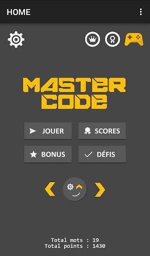 Master Code