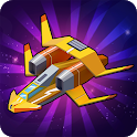 Merge Spaceships - Best Idle Space Tycoon icon