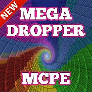 Mega Dropper map for MCPE 1.1 Icon