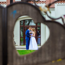 Wedding photographer Yuliya Tkachuk (yuliatkachuk). Photo of 17.08.2016