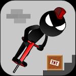 Stickman Pogo Icon