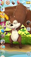 Screenshot of Talking Baby Squirrel