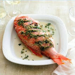 Healthy Rockfish Recipes.