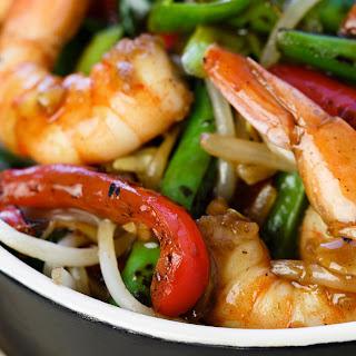 Fragrant Shrimp and Vegetable Stir-Fry Recipe