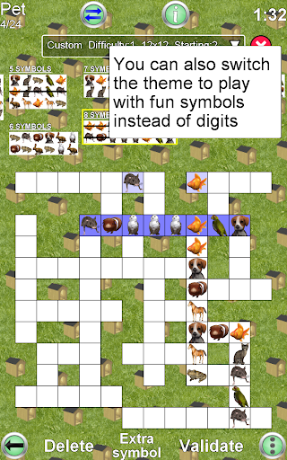 Number Fit Puzzle  screenshots 18