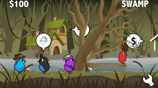 Duck Life  captures d'écran 2
