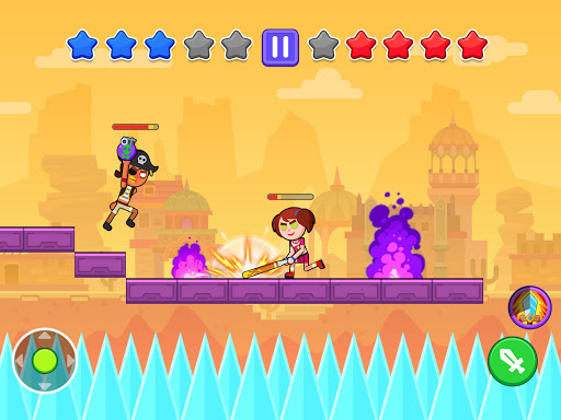 Thrilling Fencing Master screenshot 7