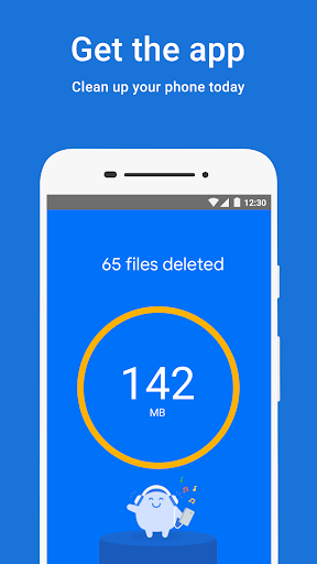Files by Google screenshot