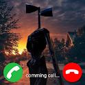 Scary Siren Head Call Video Prank icon
