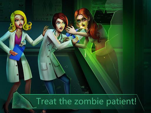ER Hospital 3 -Zombie Dental Braces Surgery Clinic 1.3 screenshots 1