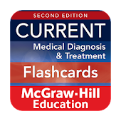 CURRENT Med Diag and Treatment CMDT Flashcards, 2E