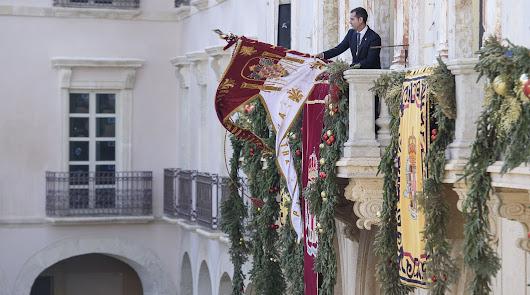 El Día del Pendón se celebra este sábado con misa pero sin procesión