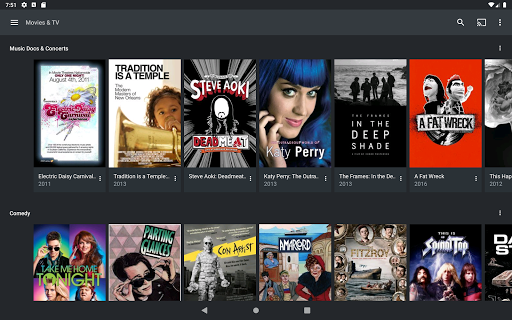 Plex: Stream Movies, Shows, Music, and other Media 8.2.1.18636 screenshots 20
