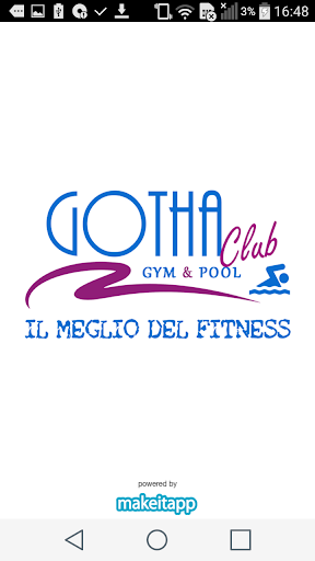 Gotha Club Gym Pool