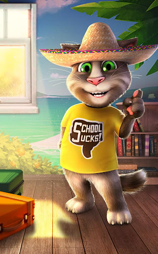 Talking Tom Cat 2 Free screenshot 10