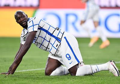 Afwezige Lukaku bij Inter, een probleem voor de Rode Duivels? Real gaat waarschijnlijk al aan zijn neus voorbij