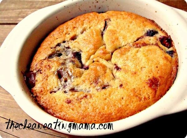 Vegan Berry Cobbler Recipe