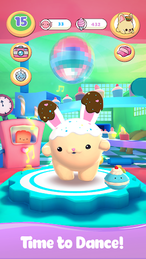 Télécharger Gratuit My Smooshy Mushy - Cute Pets APK MOD (Astuce) screenshots 1